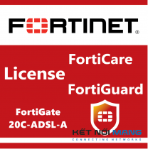 Fortinet FortiGate 20C-ADSL-A Series