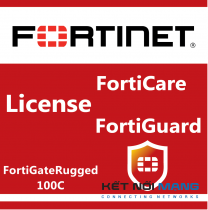 Fortinet FortiGateRugged-100CL Series