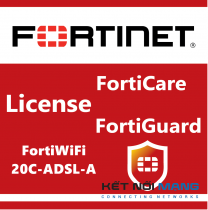 Fortinet FortiWiFi 20C-ADSL-A Series