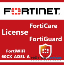 Fortinet FortiWiFi-60CX-ADSL-A Series