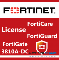 Fortinet FortiGate-3810A-DC Series