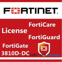 Fortinet FortiGate-3810D-DC Series