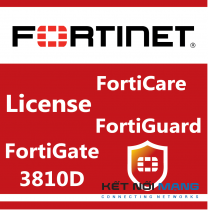 Fortinet FortiGate-3810D Series