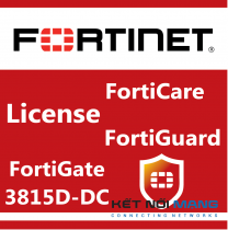 Fortinet FortiGate-3815D-DC Series