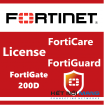 Fortinet FortiGate 200D Series