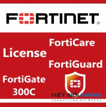 Fortinet FortiGate-300C Series