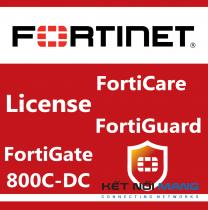 Fortinet FortiGate-800C-DC Series