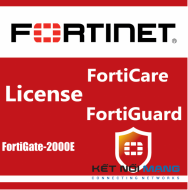 Bản quyền phần mềm 3 Year HW bundle Upgrade to 24x7 from 8x5 FortiCare Contract for FortiGate-2000E