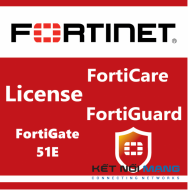 Bản quyền phần mềm 1 Year FortiManager Cloud: Cloud-based Central Management & Orchestration Service for FortiGate-51E