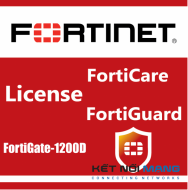 Bản quyền phần mềm 3 Year HW bundle Upgrade to 24x7 from 8x5 FortiCare Contract for FortiGate-1200D