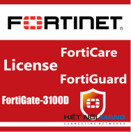 Bản quyền phần mềm 3 Year HW bundle Upgrade to 24x7 from 8x5 FortiCare Contract for FortiGate-3100D