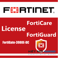 Bản quyền phần mềm 1 Year HW bundle Upgrade to 24x7 from 8x5 FortiCare Contract for FortiGate-3980E-DC