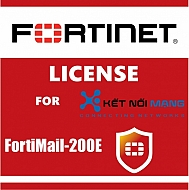 Bản quyền phần mềm 1 Year 24x7 FortiCare and FortiGuard Base Bundle Contract for FortiMail-200E