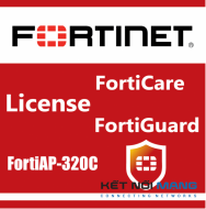 Bản quyền phần mềm 3 year 8x5 FortiCare Contract for FortiAP-320C