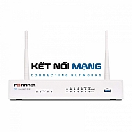 Thiết bị tường lửa Fortinet FortiWiFi FWF-51E-BDL-980-12 Enterprise Protection Appliance