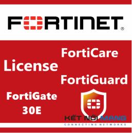 Bản quyền phần mềm 3 Year FortiGuard IPS Service for FortiGate-30E
