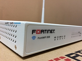 Thiết bị tường lửa Fortinet FortiWiFi FWF-50E Security Appliance